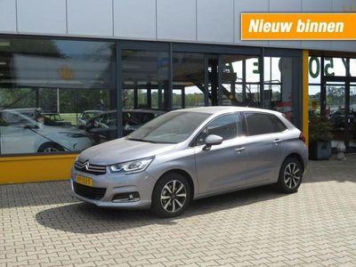 tweedehands Citroën C4 1.2 130pk Automaat Feel - Navi