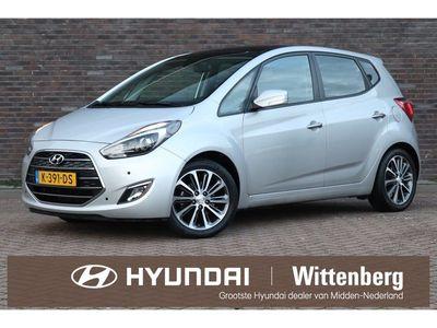 tweedehands Hyundai ix20 1.6i Silver Edition   Full option   Panoramadak   Navigatie   Stoelverwarming   Parkeersensoren  
