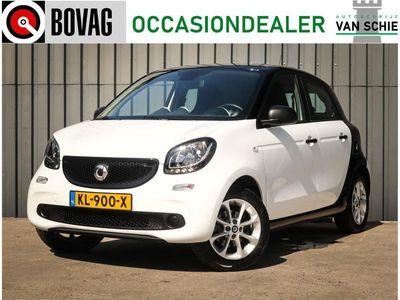 tweedehands Smart ForFour 1.0 Pure, Airco, L.M.Velgen, 1 Ste-Eigen, Dealer-Onderh, Cruise-Control, 5drs, NL-Auto