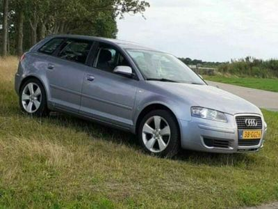 tweedehands Audi A3 2.0 TDI Attraction