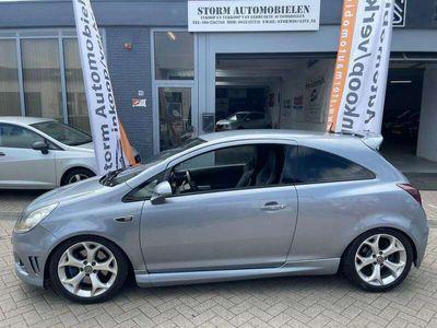 tweedehands Opel Corsa 1.6-16V T OPC met onderhoudshistorie, Airco en een
