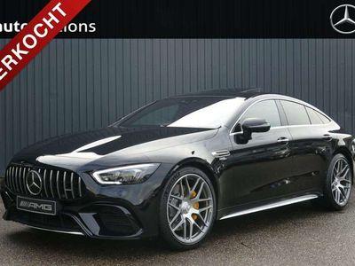 tweedehands Mercedes AMG GT GT4 53 | RIJASSISTENTIE | CARBON | PREMIUM PLUS |