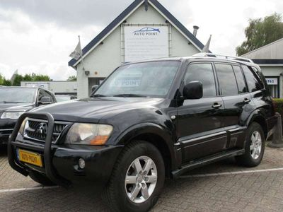 tweedehands Mitsubishi Pajero 3.2 Di-D Instyle 7-SEATER/LONG BODY/FULL OPTION