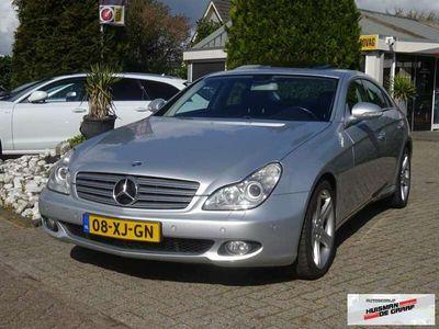 tweedehands Mercedes CLS350 CLS 350 Benzine 2007 Schuifdak Xenon Zeer Mooi