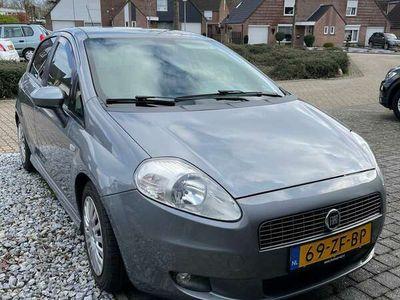 tweedehands Fiat Punto 1.4-16V Emotion sport