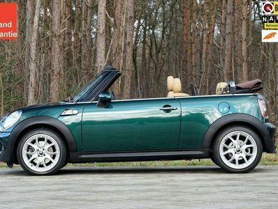 tweedehands Mini Cooper S Cabriolet 1.6 Aut.|1ste-eig.|100%dealerhist.|Topstaat