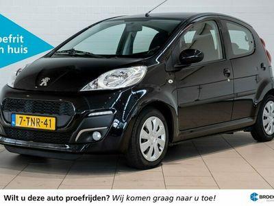 tweedehands Peugeot 107 1.0 68PK Active 5-Deurs | Airco | Elektrische Ramen | AUX | Mistlampen