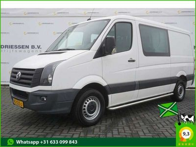tweedehands VW Crafter 35 2.0TDI 164PK L2H1 Dubbele Cabine, Airco Cruise