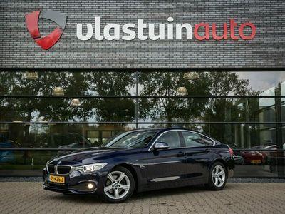 tweedehands BMW 420 4-SERIE Gran Coupé d Corporate Lease Executive 190PK, Bi-Xenon, Leer,