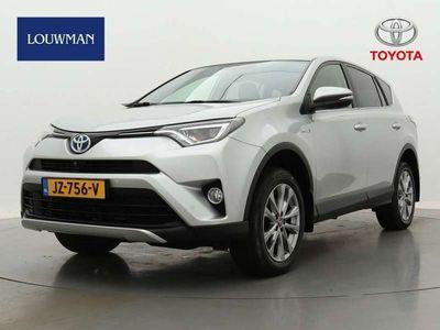 tweedehands Toyota RAV4 2.5 Hybrid Executive Business | Navigatie | Leer |