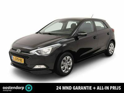 tweedehands Hyundai i20 1.4i 100pk Comfort AUTOMAAT | Rijklaar met 24 maanden garantie | Airco | Cruise control | Bluetooth Telefoon | Parkeersensoren achter