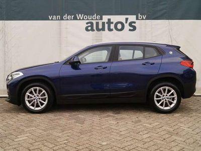 tweedehands BMW X2 sDrive18i 140pk Automaat Executive Edition -LED-NA