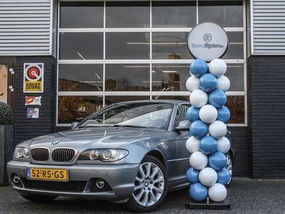 tweedehands BMW 318 Cabriolet 318Ci AUT. Hardtop, Climate, Cruise, Leder,
