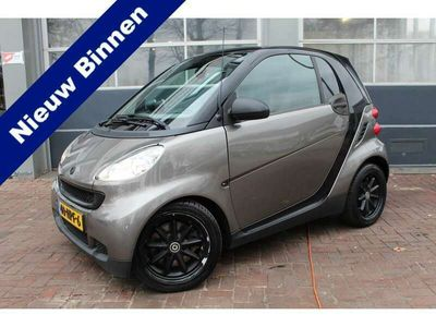 tweedehands Smart ForTwo Coupé 1.0 mhd Pure Automaat 15inch Bj 2009 Km 91.0