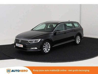 tweedehands VW Passat Variant 1.4 TSI ACT Highline BlueMotion 150PK MU74021 | Na
