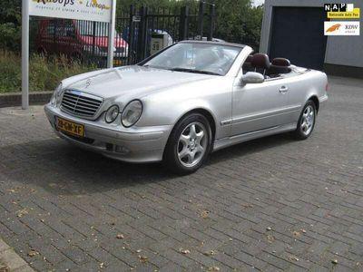 tweedehands Mercedes CLK320 Cabriolet Avantgarde Automaat