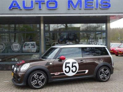 tweedehands Mini Cooper D Clubman 1.6CHILI LEER / PANO
