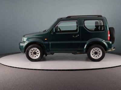 tweedehands Suzuki Jimny 1.3 JLX 4WD Automaat | Parkeersensoren | Trekhaak