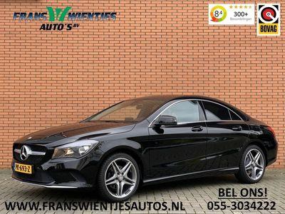 tweedehands Mercedes CLA180 | 1e eigenaar | Cruise control | Airconditioning | Keyless Go | Bluetooth |