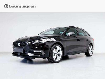 tweedehands Seat Leon Sportstourer 1.5 eTSI 150pk 7-DSG AUTOMAAT FR Laun