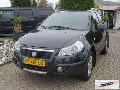 tweedehands Fiat Sedici 1.6 16V 4X4 2007 139.000 KM 1200 KG Trekhaak