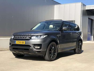 tweedehands Land Rover Range Rover Sport 3.0 TDV6 HSE + dak + camera + trekhaak