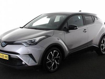 tweedehands Toyota C-HR 1.8 Hybrid Bi-Tone | Leder | Navigatie | trekhaak | Camera | Zondag Open!