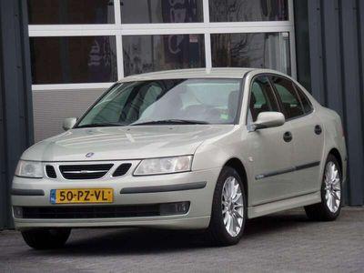 tweedehands Saab 9-3 Sport Sedan 1.8 Linear Business Airco, Cruise cont