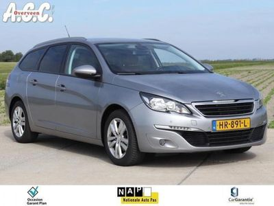 tweedehands Peugeot 308 1.6 HDi Panodak Camera Trekhaak Navi