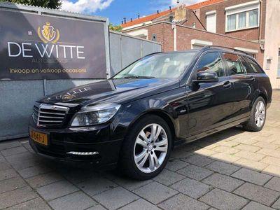 tweedehands Mercedes C220 Estate CDI BlueEFFICIENCY Elegance 170PK + AUTOMAA