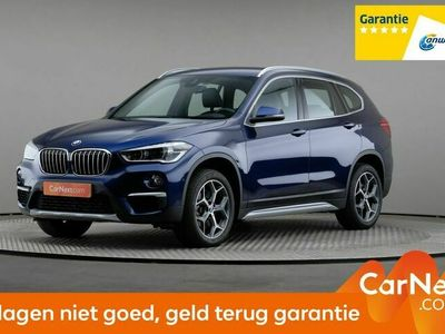 tweedehands BMW X1 sDrive20i Orange Edition High Executive, Automaat,
