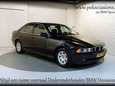tweedehands BMW 525 525 i NWE APK*1E EIGENAAR*AUTOMAAT*NAVIG*PDC 525