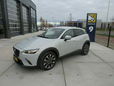 tweedehands Mazda CX-3 2.0 SkyActiv-G 120 Sport Selected Navi, stoelverwa