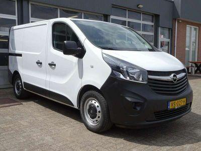 tweedehands Opel Vivaro 1.6 CDTI L1H1 140pk Trekhaak 2000kg Airco Cruise c