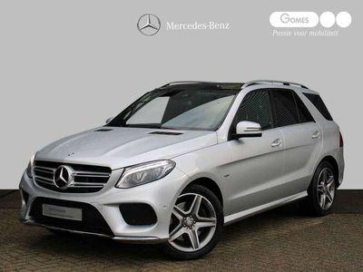 tweedehands Mercedes GLE500 e 4MATIC | Panoramadak | Trekhaak | Comand | AMG