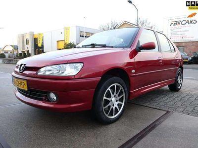 tweedehands Peugeot 306 1.6 XT I Automaat I Airco I 140xxx NAP I Trekhaak