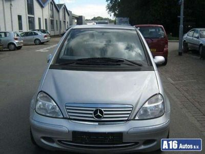 tweedehands Mercedes A170 CDI Elegance