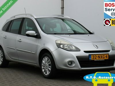 tweedehands Renault Clio Estate 1.2 TCE Collection AIRCO NETTE AUTO !!