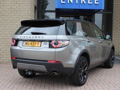 tweedehands Land Rover Discovery Sport 2.0 TD4 HSE Luxury-BLACK PACK-PANORAMADAK-LEDER-NAVIGATIE-LED XENON-CAMERA-ZEER COMPL.
