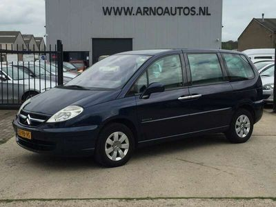 tweedehands Citroën C8 2.2 HDiF Exclusive Suite, 6-PERSOONS, AIRCO(CLIMA)
