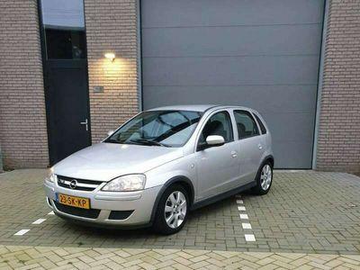 tweedehands Opel Corsa 1.4-16V Silverline Apk,Nap,Airco,Trekhaak,5Drs