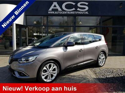 tweedehands Renault Grand Scénic 1.3 TCe Intens 7PERS. NAVI CAMERA KEYLESS DODEHOEK