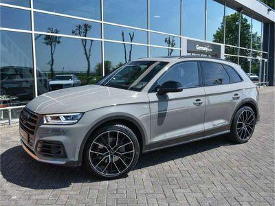 tweedehands Audi Q5 3.0TDI Quattro S-Line Black Edition Pano M-LED Car