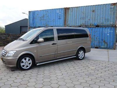 tweedehands Mercedes Vito 122 CDI 320 L.DC lux