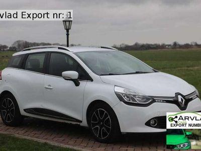 tweedehands Renault Clio 6399**AUT**NETTO**2016 1.5 dCi AUT 90 * Limited* 2