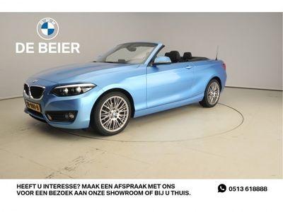 tweedehands BMW 218 218 I LED / Navigatie / Windscherm / Servo / Clima