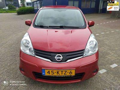 tweedehands Nissan Note 1.6 Acenta Nieuwe apk/bouwjaar 2010.