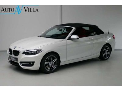 tweedehands BMW 230 230 Cabrio i High Executive