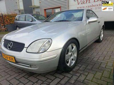 tweedehands Mercedes SLK200 2 deurs