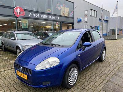 tweedehands Fiat Grande Punto 1.4 Active 1 maand garantie nieuwe apk aflevering beurt